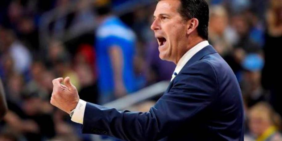 Nevada Wolf Pack Hires Former UCLA Coach Steve Alford