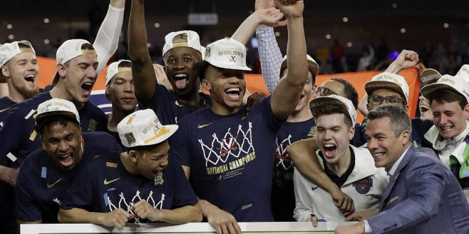 Odds Makers: Virginia Cavaliers Favored to Repeat