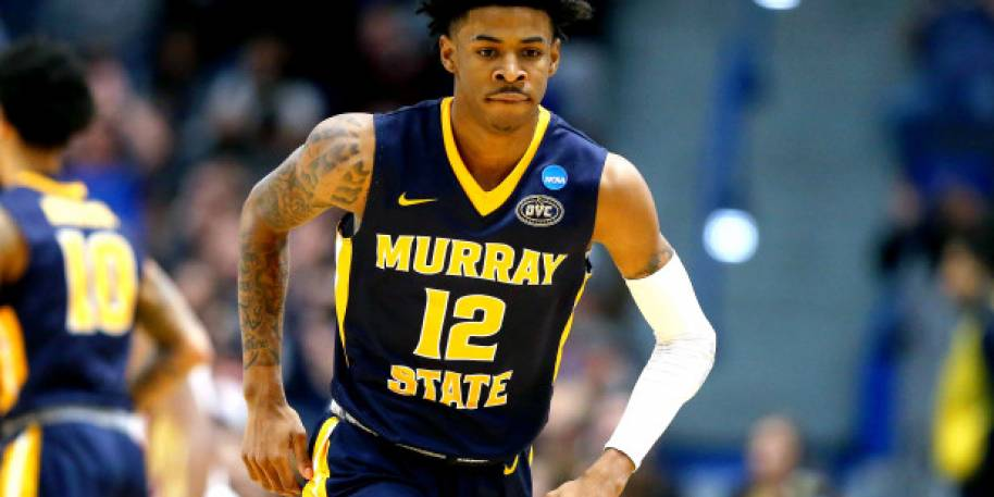 Ja Morant makes it official that he'll enter the 2019 NBA Draft