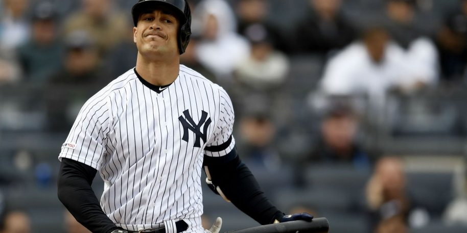 Yankees' Giancarlo Stanton out through July