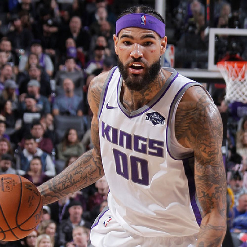 Willie Cauley-Stein, Warriors