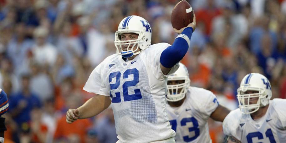 Former Kentucky QB Jared Lorenzen dies at 38