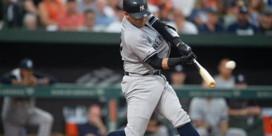 Yankees Break MLB Home Run Mark Versus Orioles