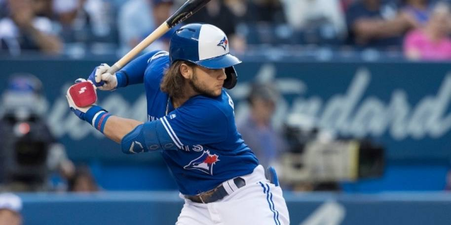Bo Bichette Sets MLB Record with Double in Ninth Straight