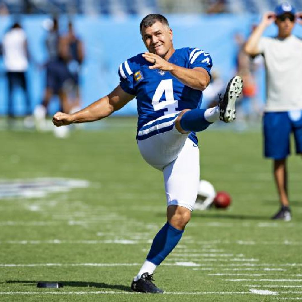 Adam Vinatieri, Colts
