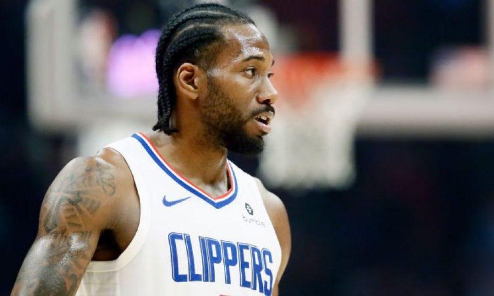 Kawhi Leonard, Clippers