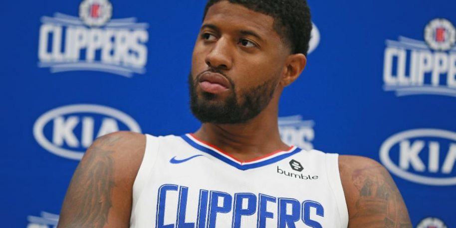 Clippers star Paul George will return to the floor during upcoming road trip