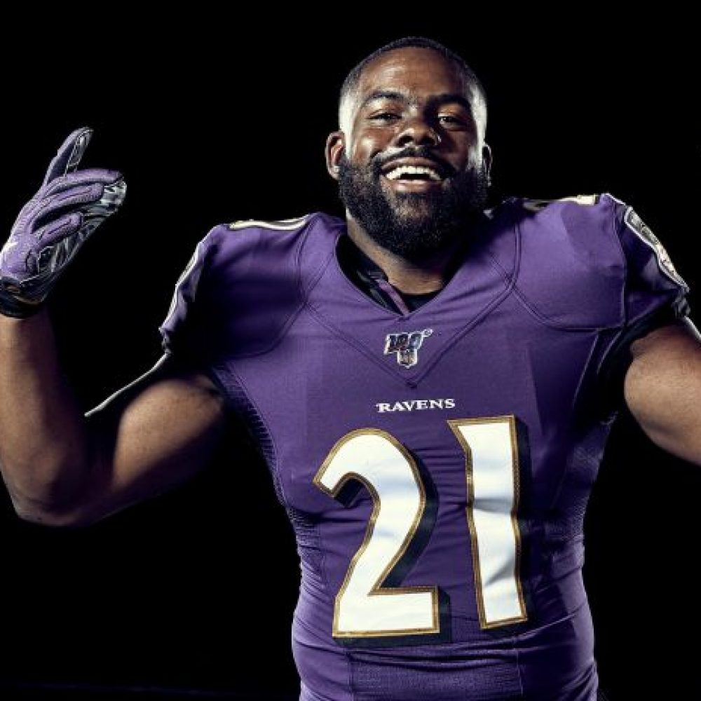 Mark Ingram, Ravens