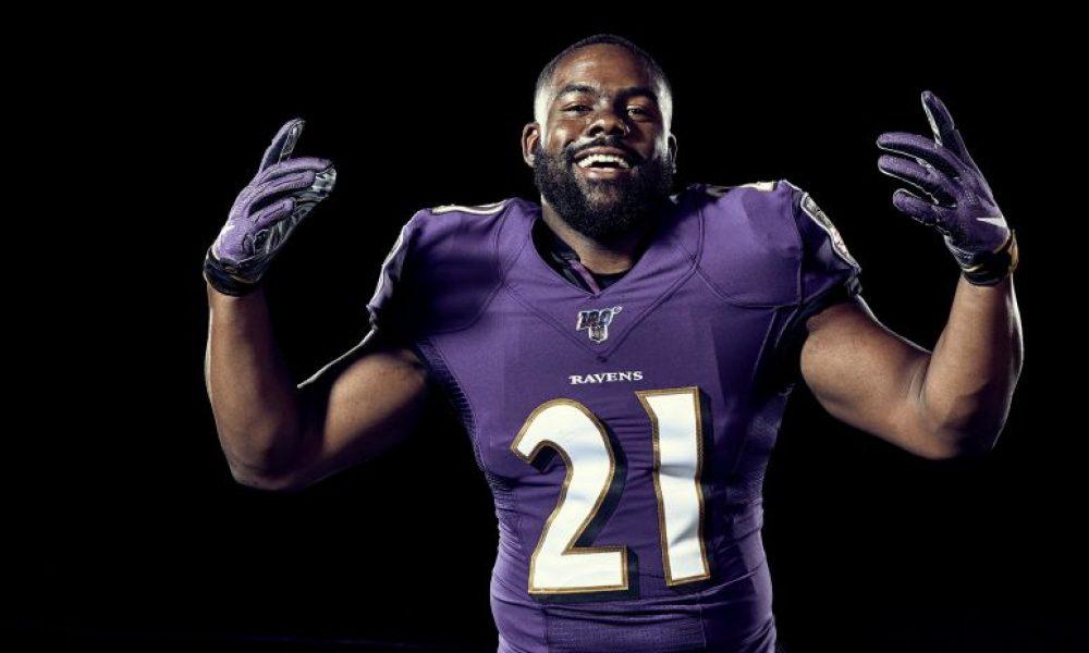 Mark Ingram, Ravens