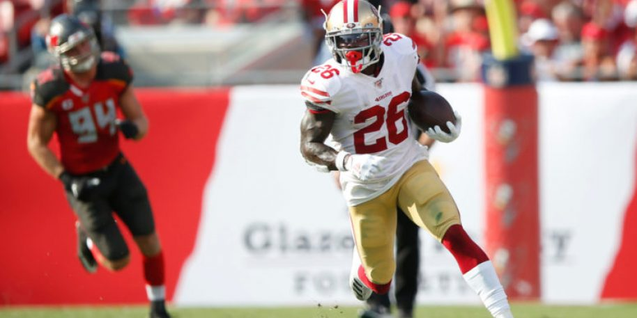 49ers RB Tevin Coleman has 'good chance' to play in the Super Bowl