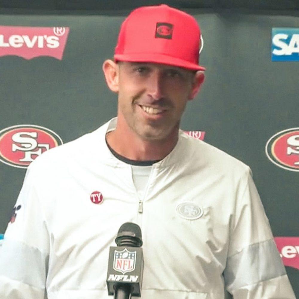 Kyle Shanahan, 49ers