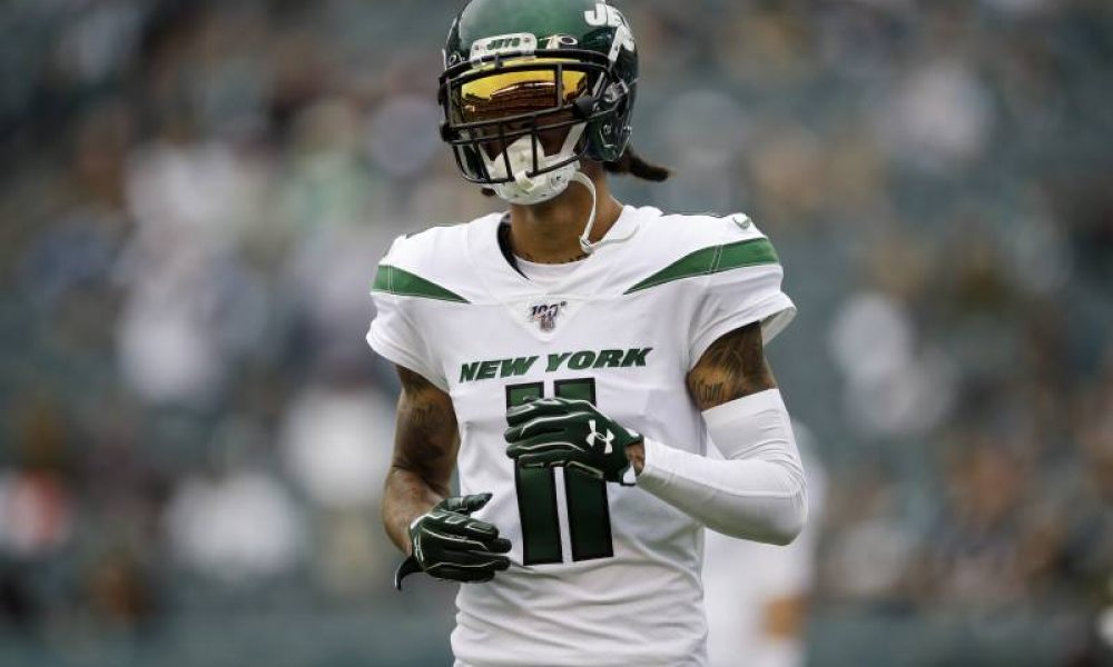 Robby Anderson, Jets, Panthers
