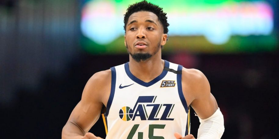 Donovan Mitchell: Covid-19 Isolation Was 'Tough'