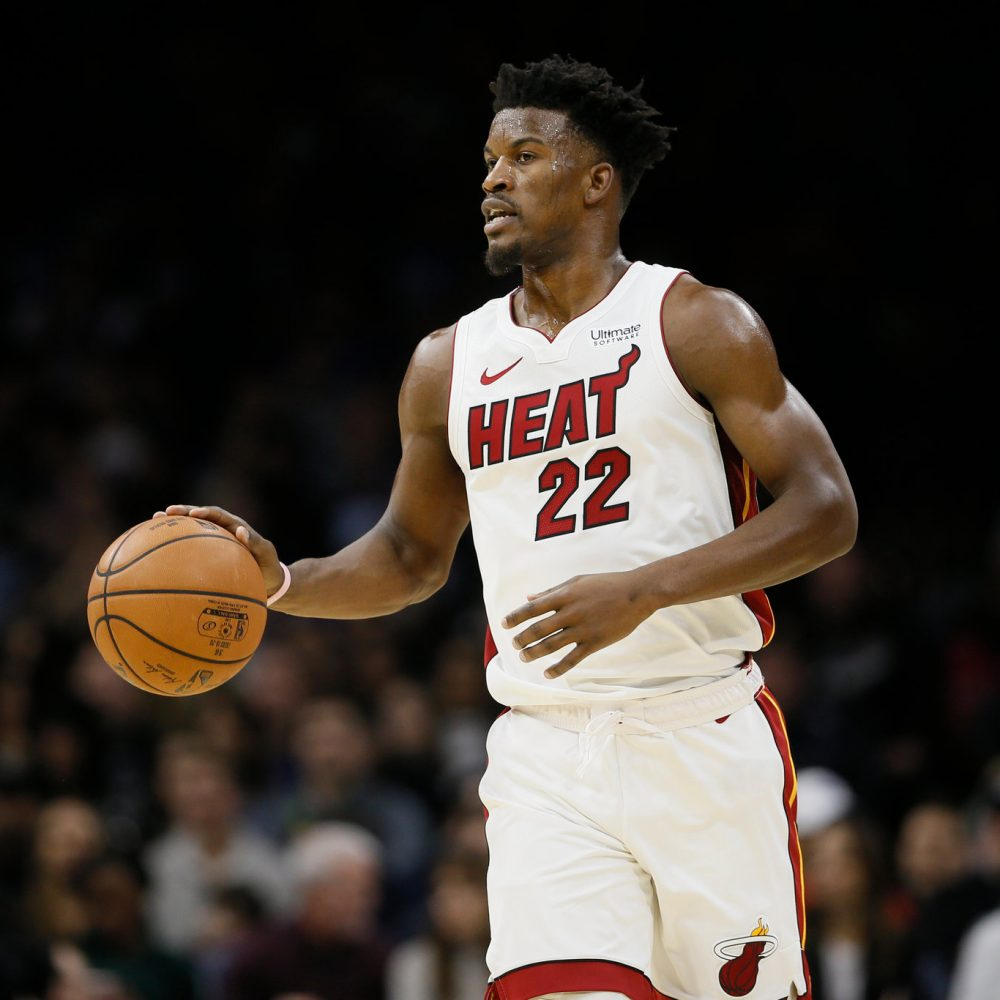 Jimmy Butler Heat