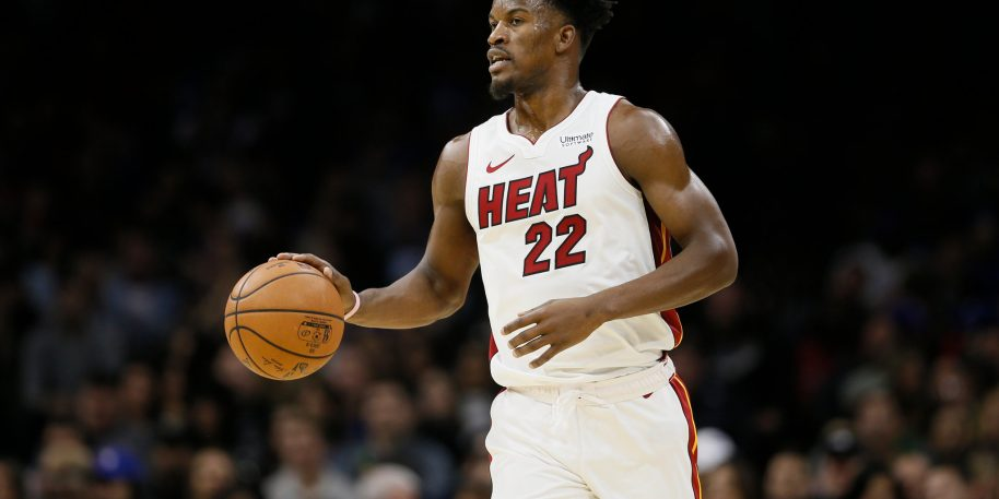 Jimmy Butler Pledges To Bring Championship To Miami