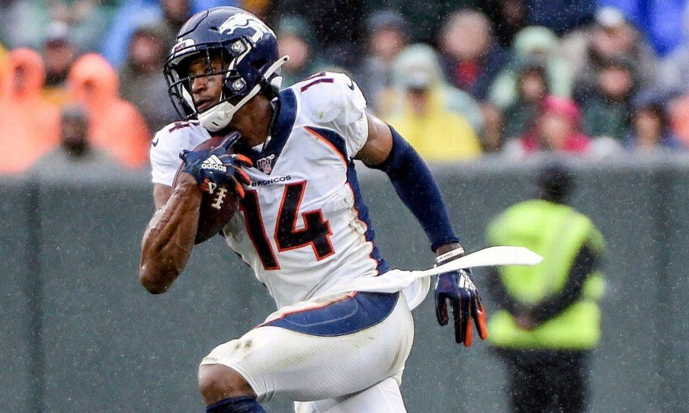 Courtland Sutton, Denver Broncos