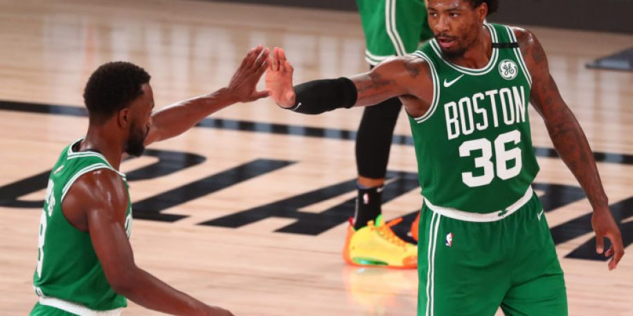 Marcus Smart – NBA Bubble Was a Blessing