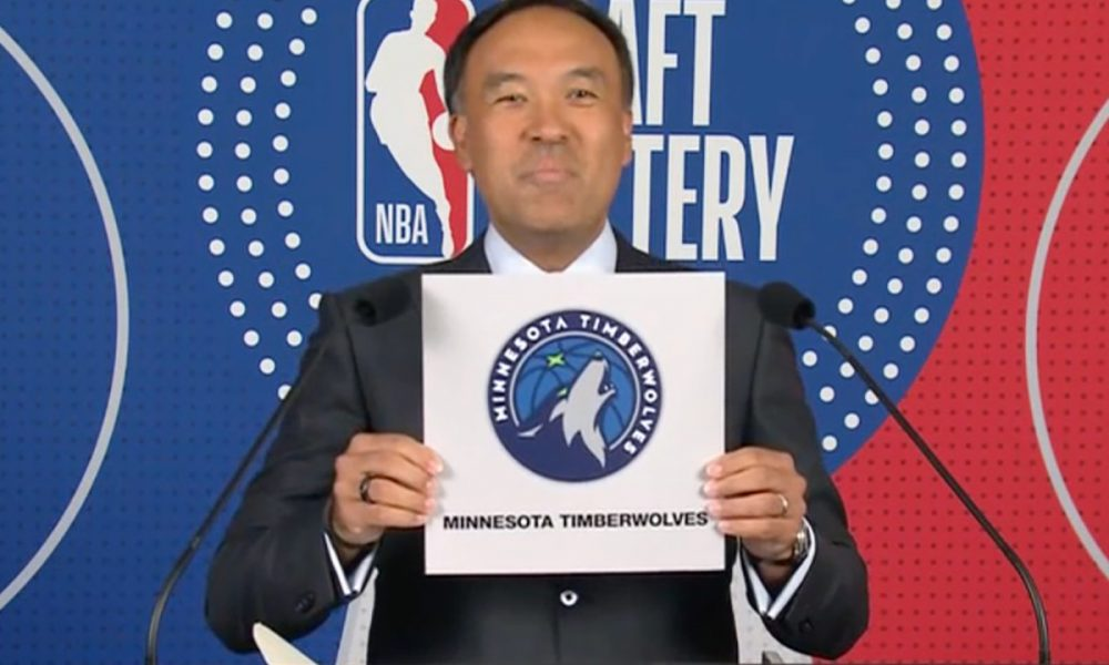 2020 NBA Draft, Minnesota Timberwolves