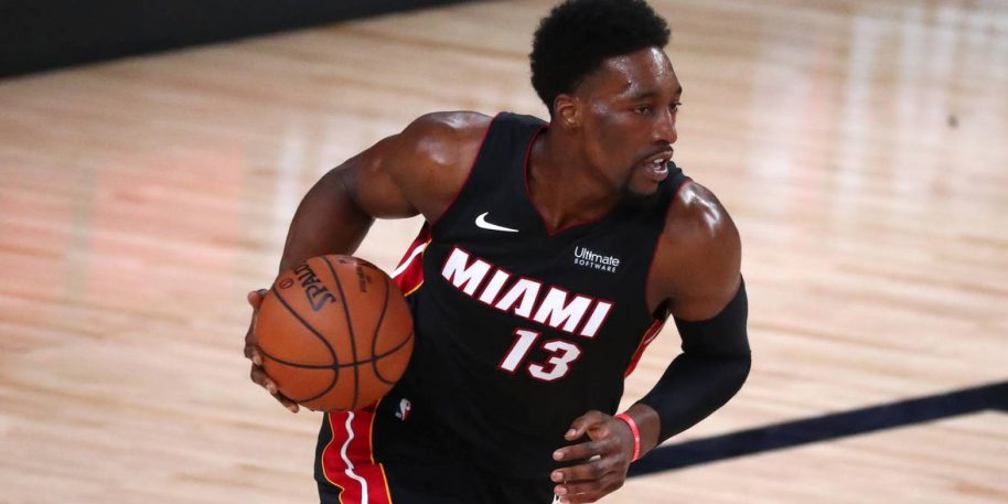 Pat Riley calls Bam Adebayo extension with Heat a 'no-brainer'
