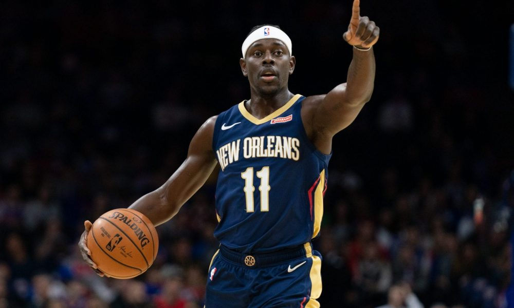 Jrue Holiday, Pelikan New Orleans, Atlanta Hawks