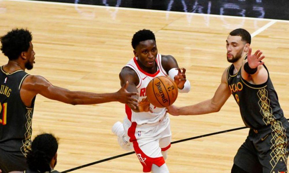 Houston Rockets Victor Oladipo