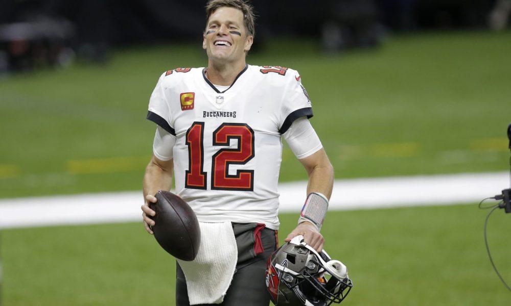 Tom Brady Bucs NFC