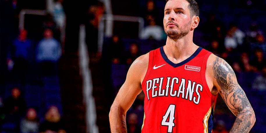 JJ Redick Comes To Terms With His 'Athletic Mortality'