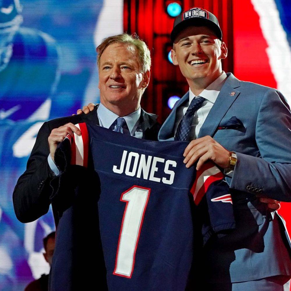 Mac Jones, Patriots