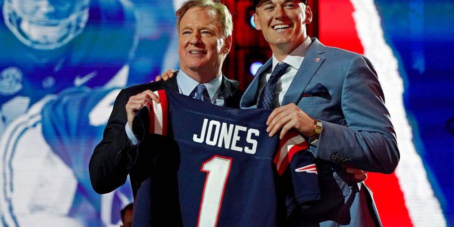 Hunter Henry already impressed with Patriots rookie QB Mac Jones