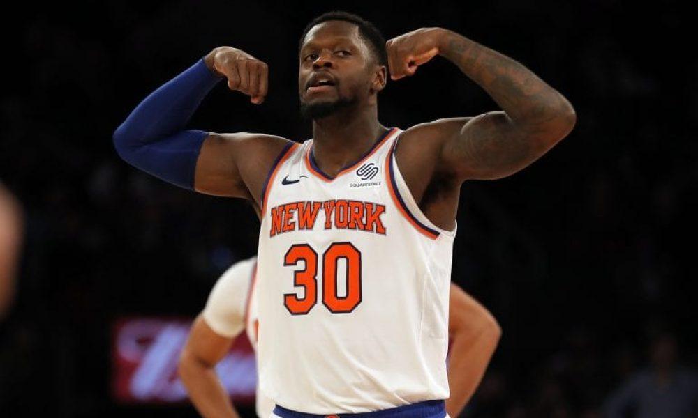 Julius Randle, Knicks
