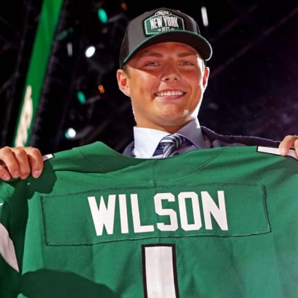Zach Wilson, Jets