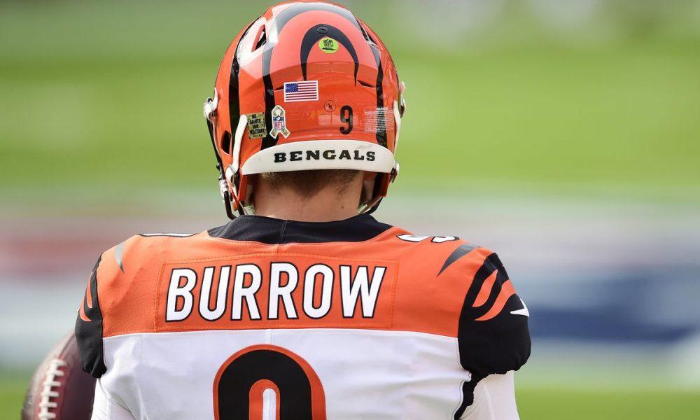 Joe Burrow, Bengals