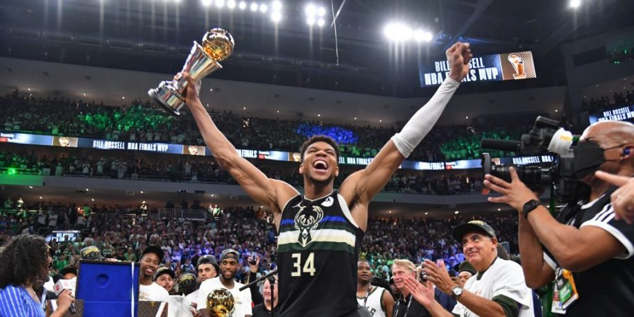 Giannis Antetokounmpo On Becoming A Champion The Hard Way