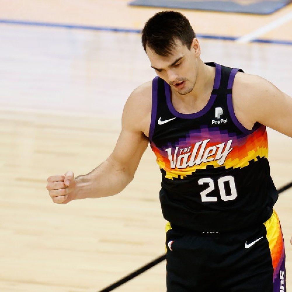 Dario Saric, Suns