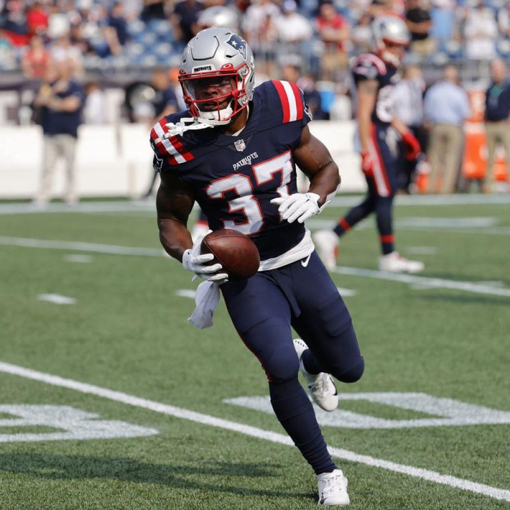 Damien Harris, Patriots